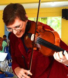 Dr. Ann Rardin, PhD.