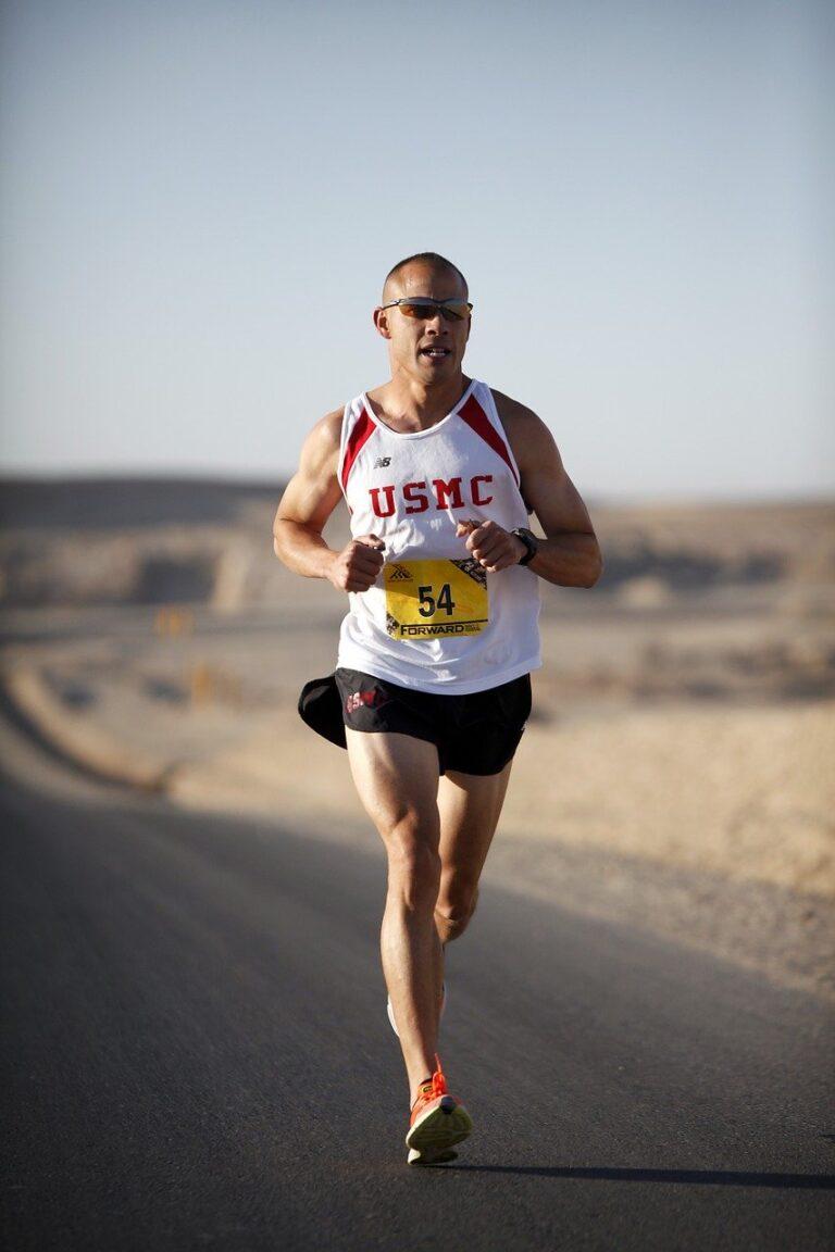 runner, marathon, competition