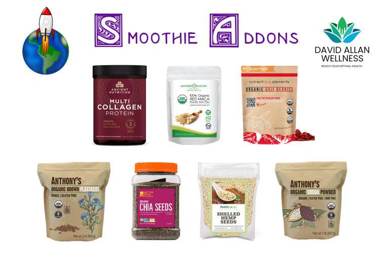 David Allan Nutrition Protein Powder
